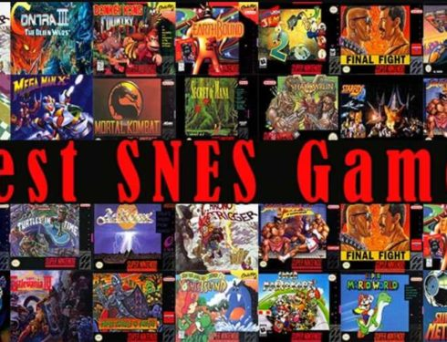 Best SNES Games of all Time you should never miss